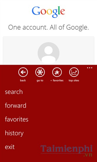 download Opera Mini cho Windows Phone