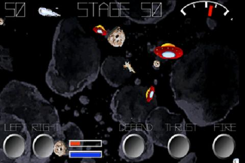 Angry Space Defender for Android