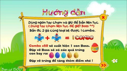 Bắn chim 2013 for Android