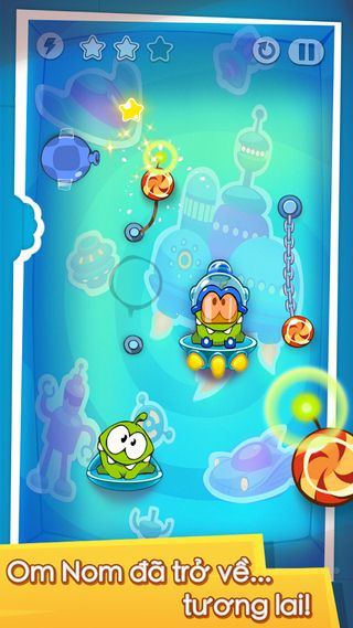 Cut the Rope: Time Travel for Android