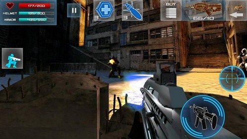 Enemy Strike for Android
