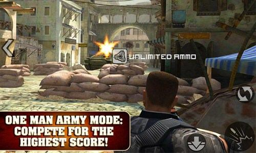 Frontline Commando for Android