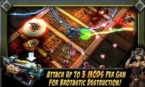 Gun Bros 2 for Android