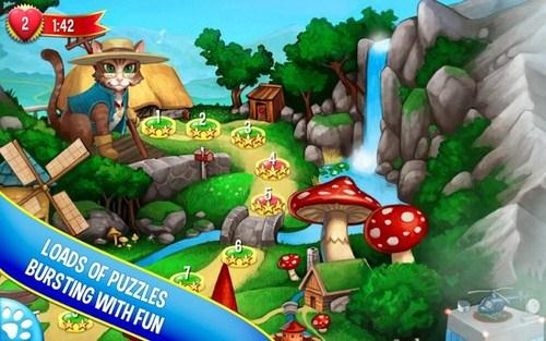 Pet Rescue Saga for Android
