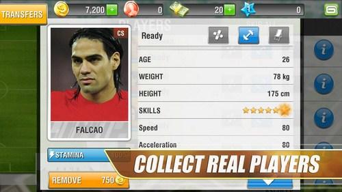 tai Real Football cho Android