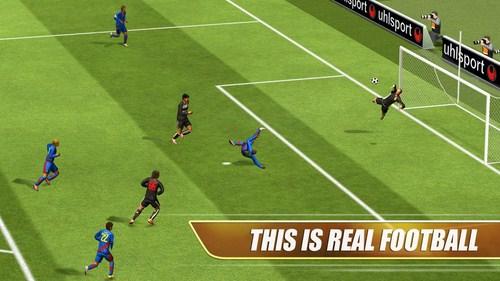 choi Real Football cho Android