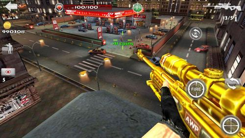 Sniper & Killer 3D for Android
