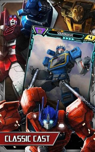 Transformers Legends for Android