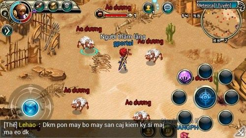 Vệ thần online for Android