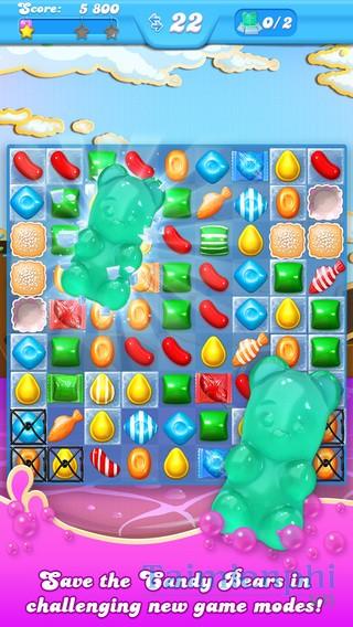tai Candy Crush Soda Saga cho iPhone