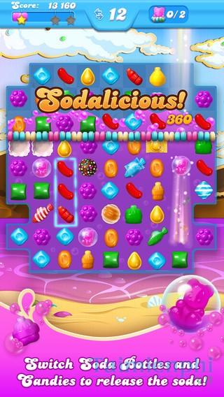 download Candy Crush Soda Saga cho iPhone