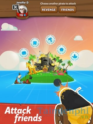 tai pirate kings cho android
