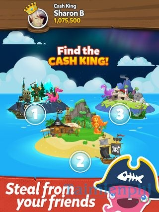 choi pirate kings tren android