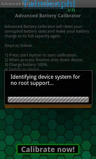 tai Advanced Battery Calibrator cho dien thoai