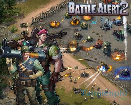 download Battle Alert 2 3D Edition
