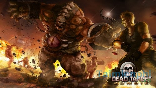 DEAD TARGET Zombie for iOS