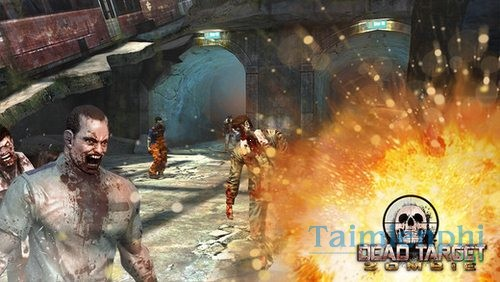 download DEAD TARGET Zombie for iOS
