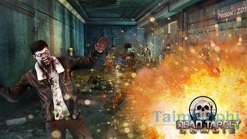 tai DEAD TARGET Zombie for iOS cho dien thoai