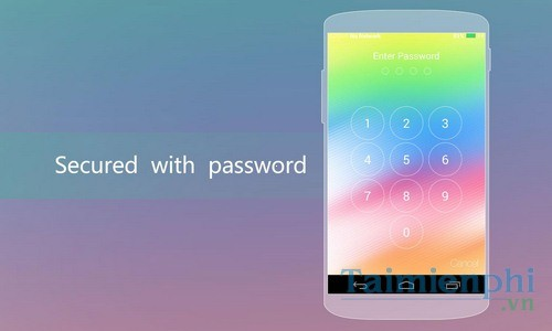 tai HI LockScreen for Android cho dien thoai