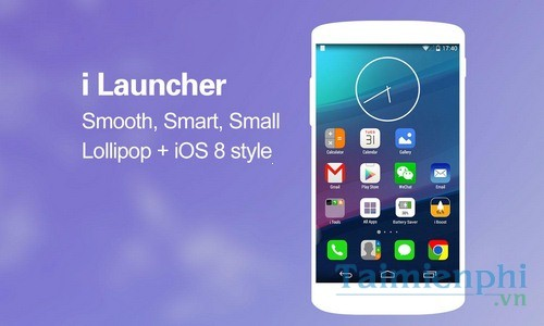 IO Launcher for Android