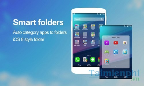 download IO Launcher for Android