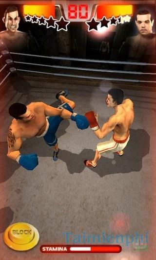tai Iron Fist Boxing cho dien thoai