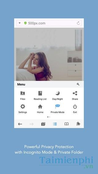 Mercury - Browser