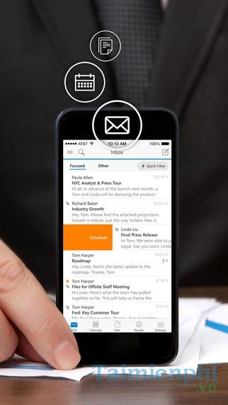 Microsoft Outlook for iOS