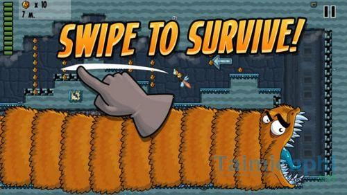 Worm Run for iOS