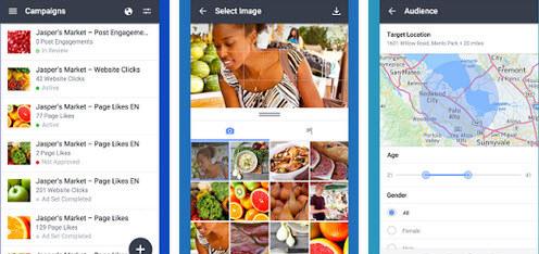 Facebook Ads Manager - Ứng dụng quản lý và tạo quảng cáo Facebook trên