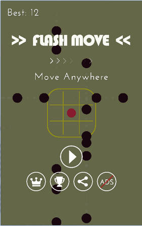 Flash Move cho Android - Tựa game vui nhộn cho Android