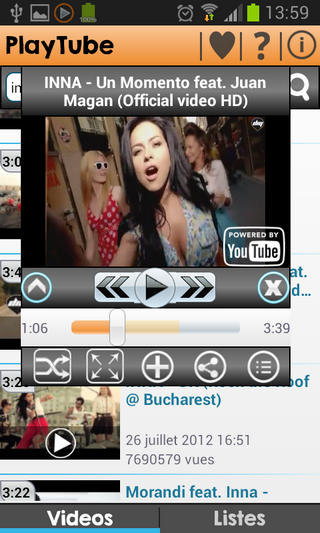 tai playtube for youtube, download playtube for youtube cho android
