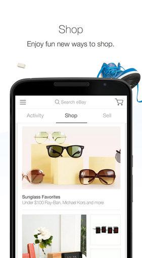 tai ebay android