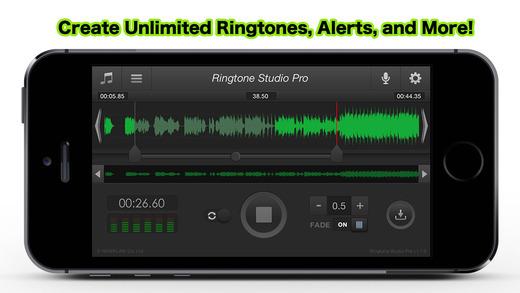 tai ringtone pro cho iphone