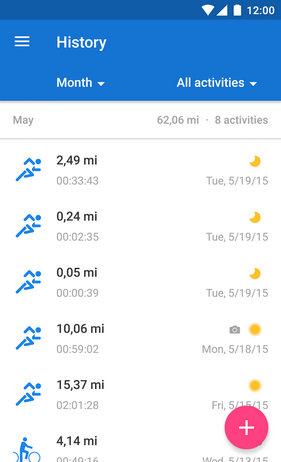 tai runtastic running fitness