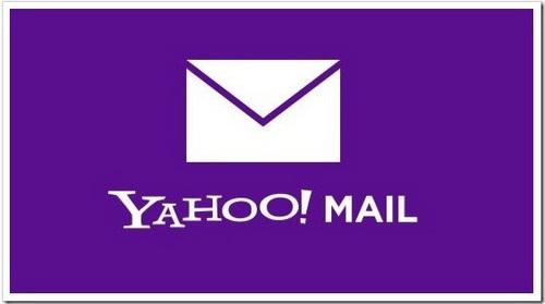 yahoo mail cho iphone