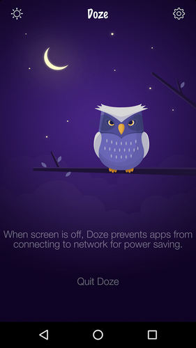 download doze cho android