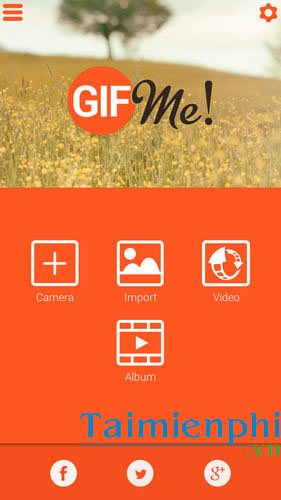 download gif me camera cho iphone