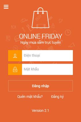 tai online friday cho lumia