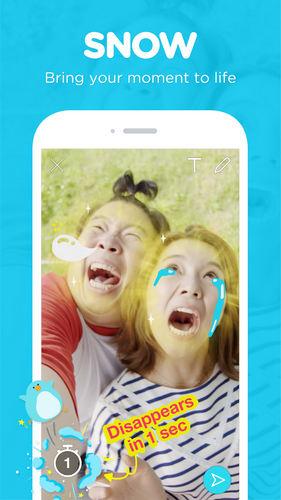 tai snow cho android
