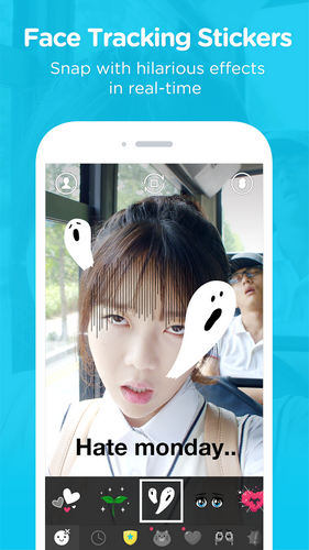 download snow cho android