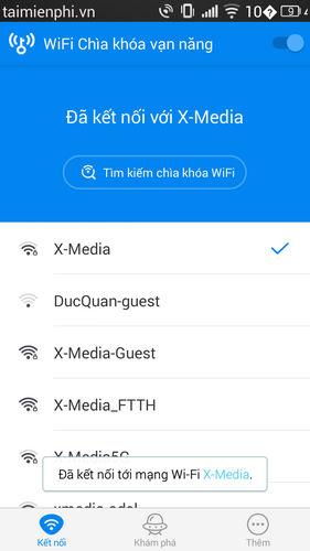 tai wifi master cho Oppo