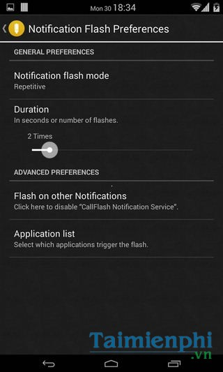 Call Flash