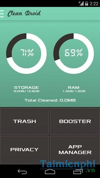 Clean Droid