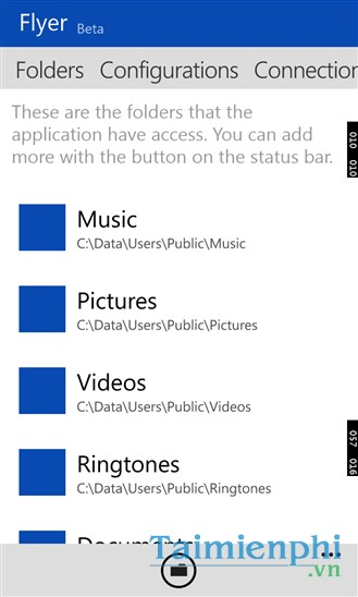download Flyer Files for Windows Phone