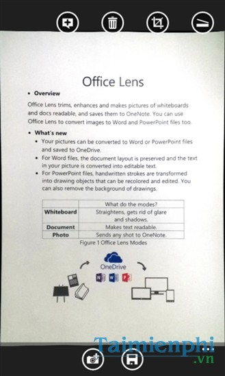 download Office Lens