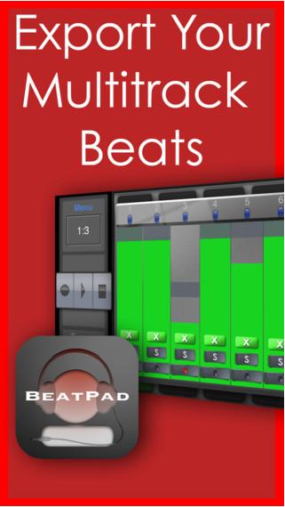 BeatPad cho iOS