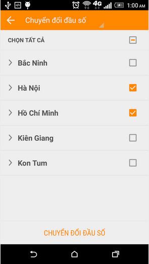 Laban PhoneKit cho Android