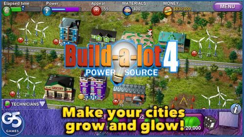 tai Build-a-lot 4: Power Source cho iPhone