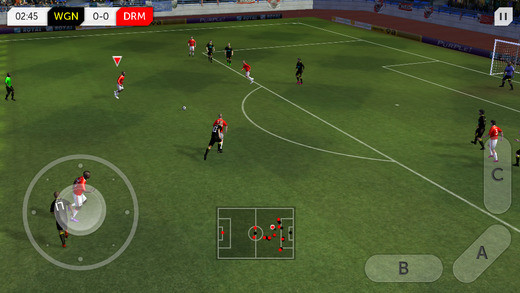 downoad Dream League Soccer cho iPhone